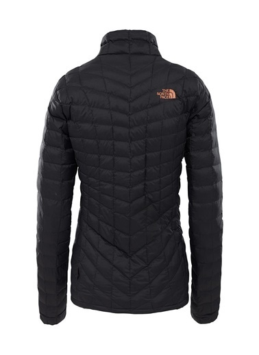 The North Face Termoball Ful Zip Kadın Mont Siyah/Gri Siyah